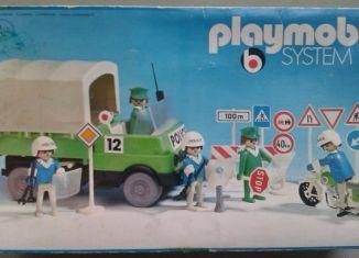 Playmobil - 3155s1 - Police Truck & motorbike