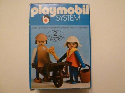 Playmobil 3170s1 - Farmers - Box