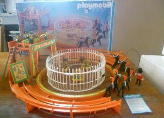 Playmobil - 3194v2 - Circus orange