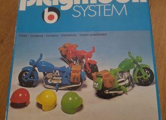 Playmobil - 3208s1 - Motorräder