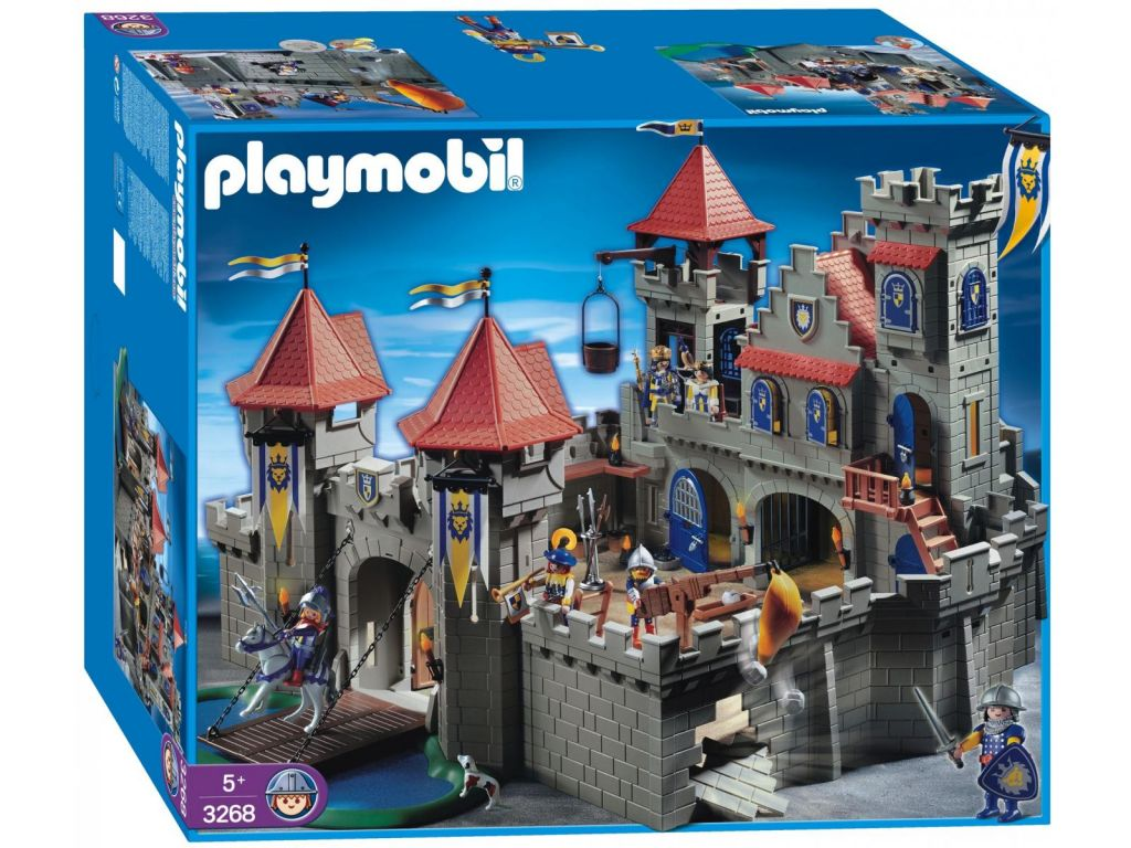 playmobil set 3268s2 knights 39 empire castle klickypedia. Black Bedroom Furniture Sets. Home Design Ideas