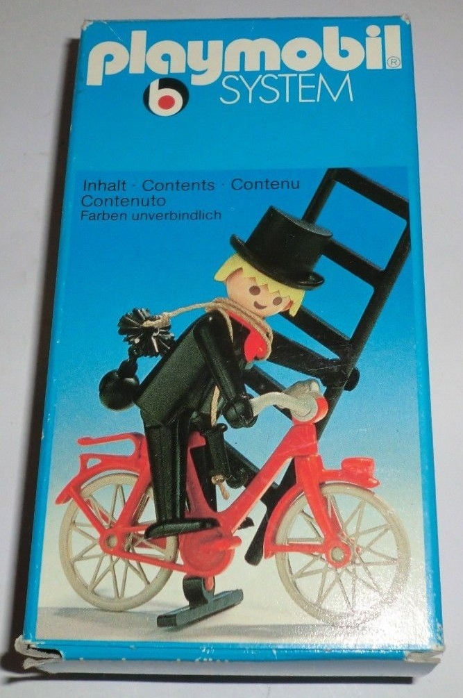 Playmobil 3316s1 - Chimney Cleaner - Box