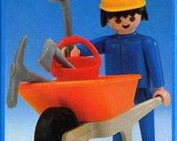Playmobil - 3325 - Construction Worker