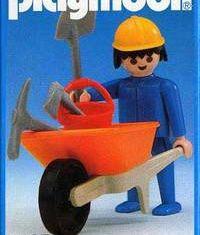Playmobil - 3325 - Trabajador de la construcción
