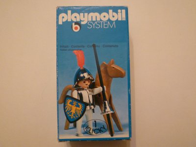 Playmobil 3379 - Knight - Box