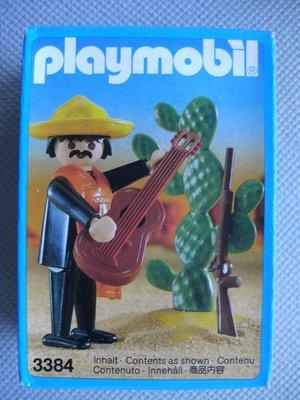 Playmobil 3384 - Mexican - Box