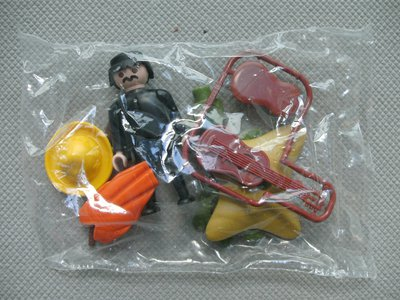 Playmobil 3384 - Mexican - Back