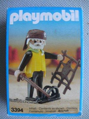 Playmobil 3394 - Trapper - Box