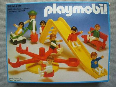 Playmobil 3416v1 - Playground - Box