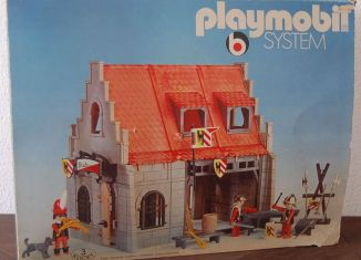 Playmobil - 3444v1 - Guard Room