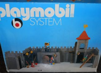 Playmobil - 3446v2 - Council rampart