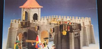 Playmobil - 3446v3 - Small castle