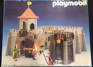 Playmobil - 3446v3 - Small castle