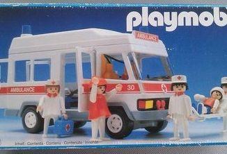 Playmobil - 3456s1v1 - Ambulance
