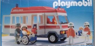 Playmobil - 3456s1v3 - Ambulance