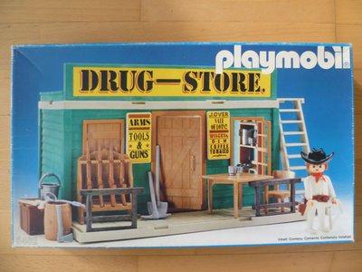 Playmobil 3462v1 - Drug Store - Box