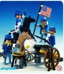 Playmobil - 3485v1 - U.S. Cavalry
