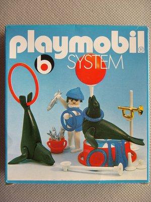 Playmobil 3518 - Seals Trainer - Box