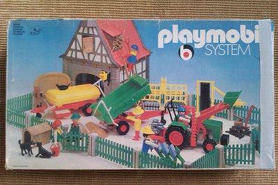 Playmobil 3555 - Bauernhof - Box