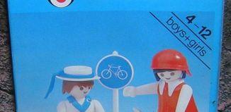 Playmobil - 3573v3 - 2 Cyclists