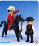 Playmobil - 3581v2 - Sheriff / Cowboy