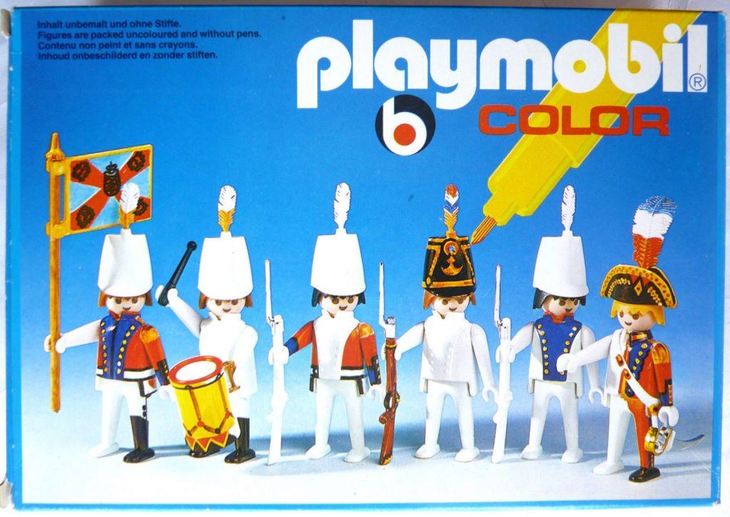 Playmobil 3608 - Infantry - Box
