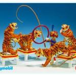 Playmobil - 3646v2 - Tiger Trainer