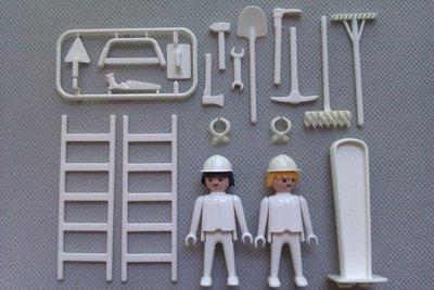 Playmobil 3691 - Ouvriers du bâtiment - Précédent