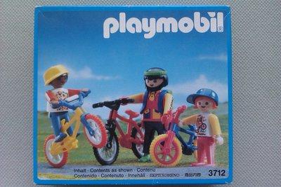 Playmobil 3712 - Mountain Bike/Bmx - Box