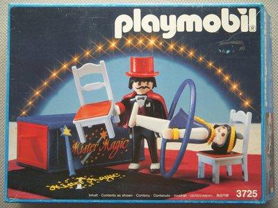 Playmobil 3725 - Circus Magician - Box