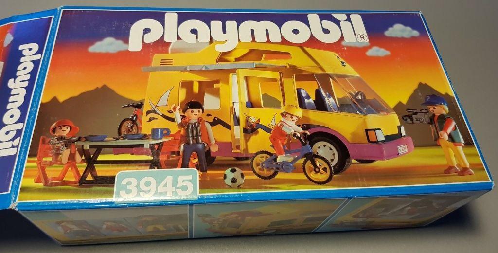 Playmobil 3945 - Vacation Camper - Box