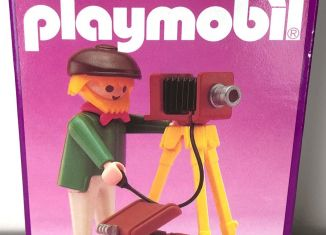 Playmobil - 5401-esp - Photographer