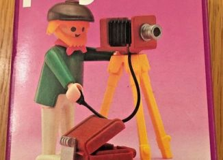 Playmobil - 5401v1 - Photographer