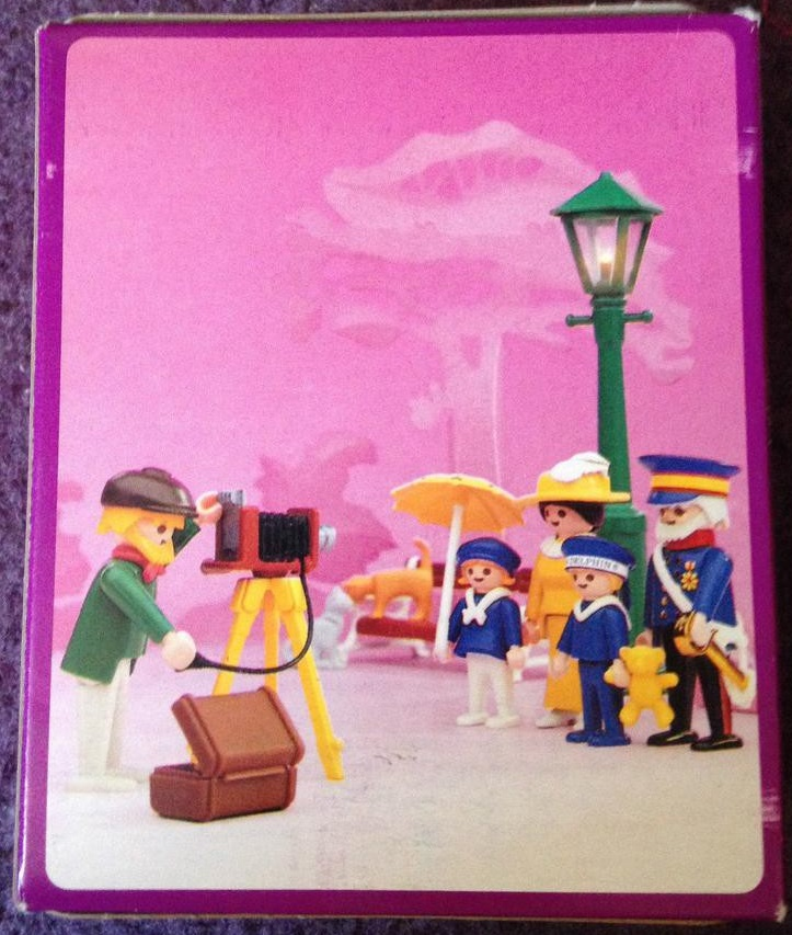Playmobil 5401v2 - Photographer - Box