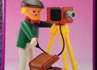 Playmobil - 5401v2 - Photographer