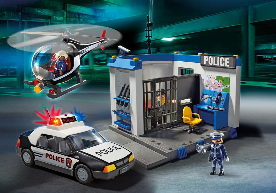 Playmobil 5607 - Police Set - Box