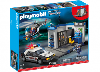 Playmobil - 5607 - Police Set