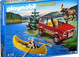 Playmobil - 5898v1 - Wild Yukon Adventure