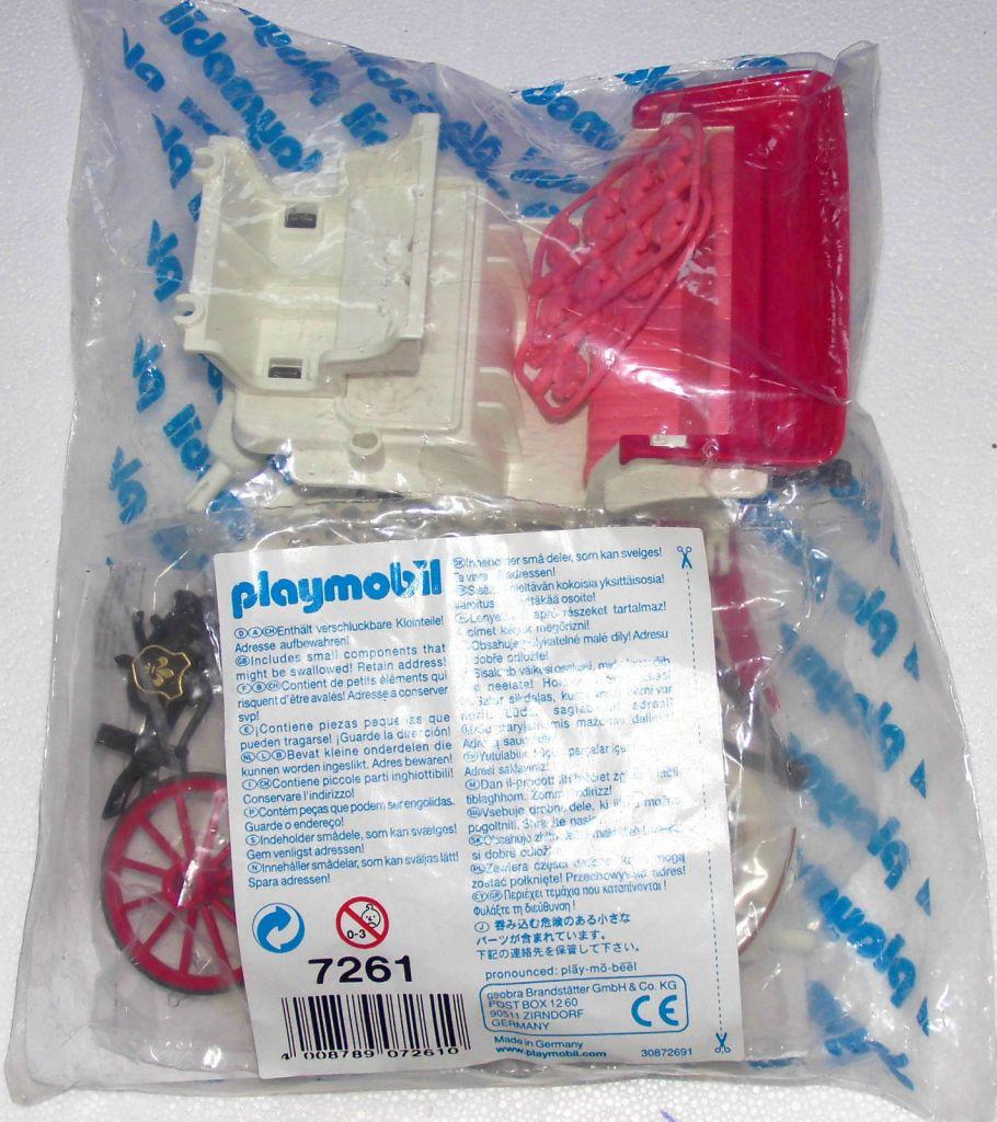 Playmobil 7261 - Wedding Carriage - Box