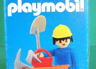 Playmobil - 3325-lyr - Construction Worker