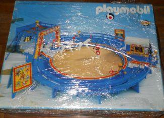 Playmobil - 3510-lyr - Zirkus-Manege