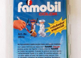 Playmobil - 3600-fam - Rotuladores