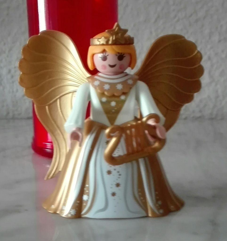 Playmobil 842409401238100008 - ES (ÁNGEL DE NAVIDAD)-esp - Christmas - Box