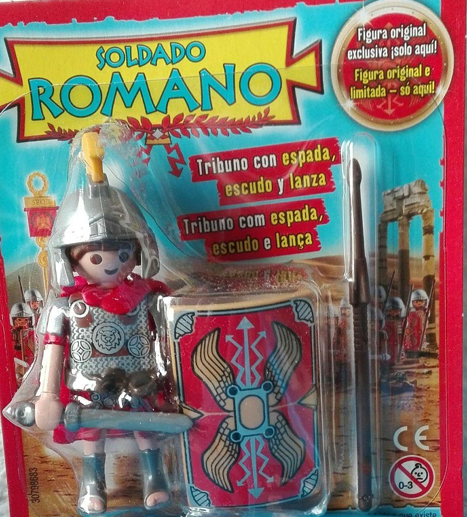 Playmobil R025-30798683-esp - Roman Soldier - Box