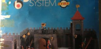 Playmobil - 3446-lyr - Small castle