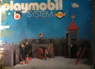 Playmobil - 3446-lyr - Small castle