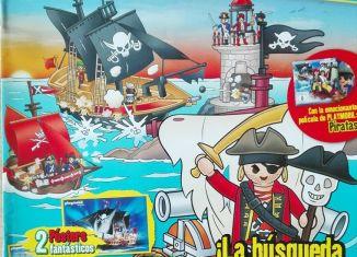 Playmobil - R015-30796413 - Pirate Captain