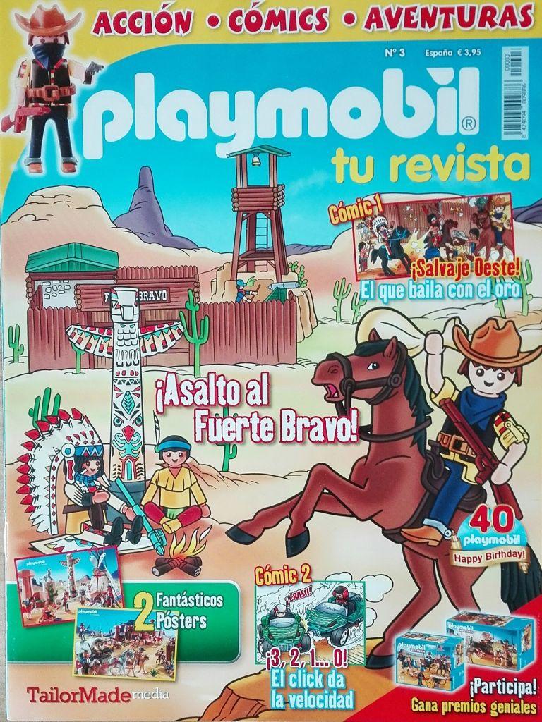 Playmobil R003-30792593-esp - Cowboy - Box