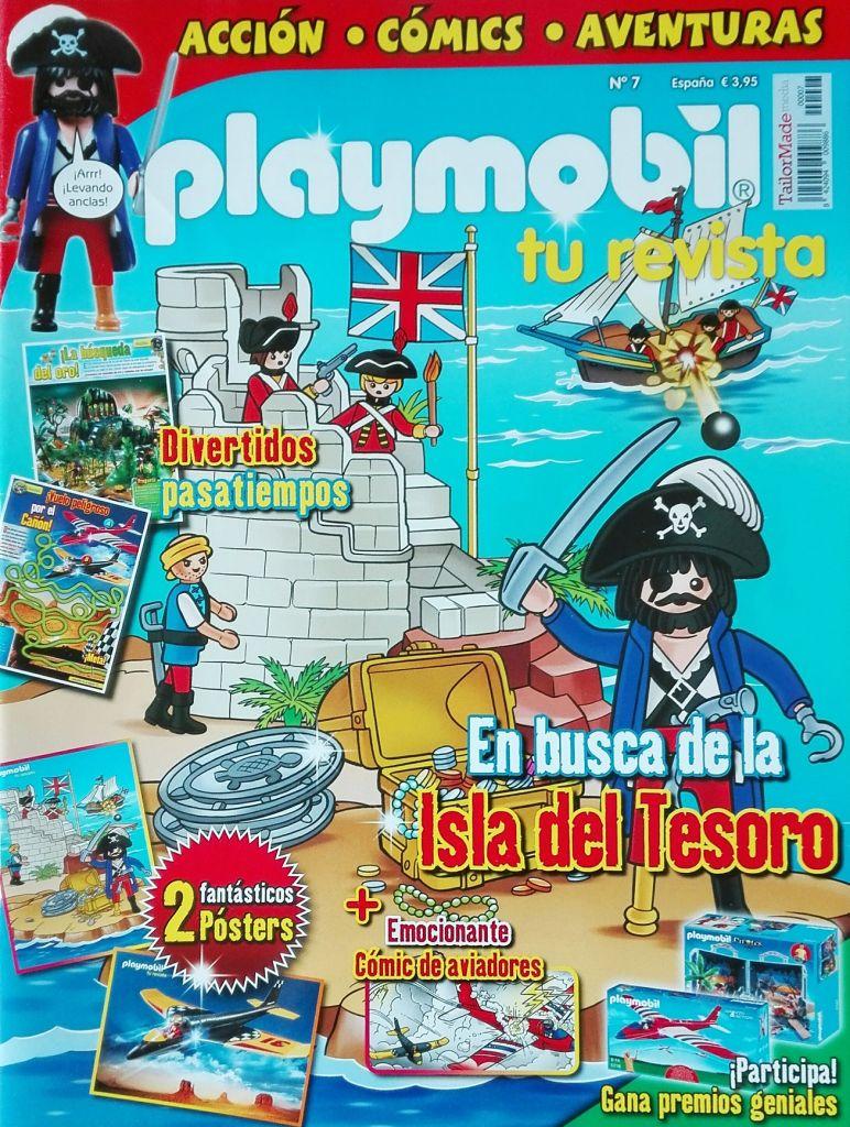 Playmobil R007-30793893-esp - Pirate - Box