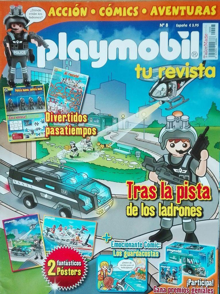 Playmobil R008-30793903-esp - Special Agent - Box
